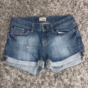 Women's GAP Jean shorts size 1/25